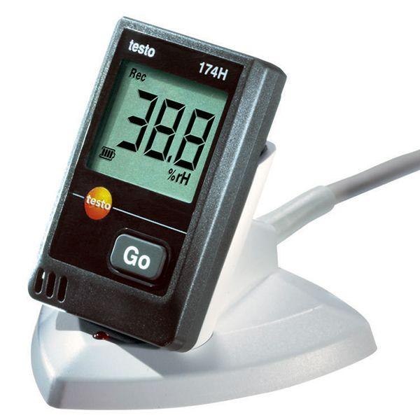 Termógrafo mini T 174 H Testo