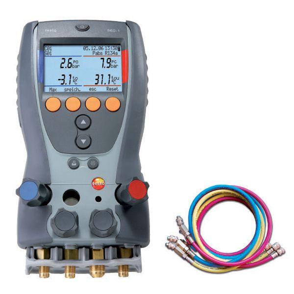 Analizador de refrigeración T 550-1 Testo