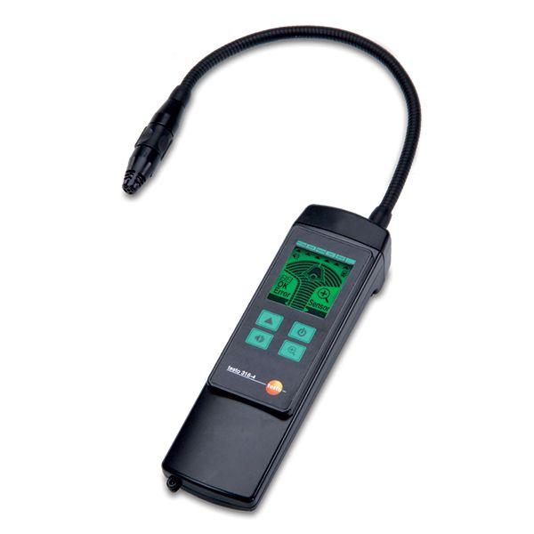 T 314-4 detector de amoníaco Testo