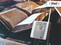 Saveris T1 - Registrador inalámbrico (radio frecuencia)  de temperatura