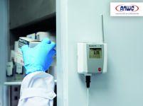 Saveris T2 -  Registrador inalámbrico de temperatura con canal externo e interno (NTC)