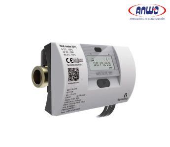 MEDIDOR DE ENERGÍA Qp  Max. 0,6 m³/h, 110 mm x ¾
