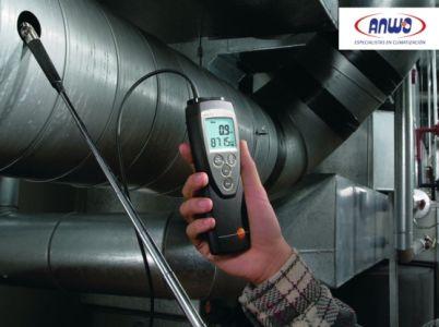 TESTO 416 - Anemómetro portátil