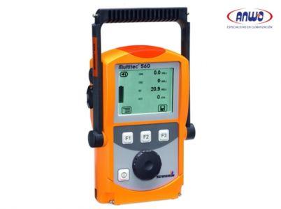 Multitec 560 - Análisis de gases y control de Plantas de Biogás y Rellenos Sanitarios