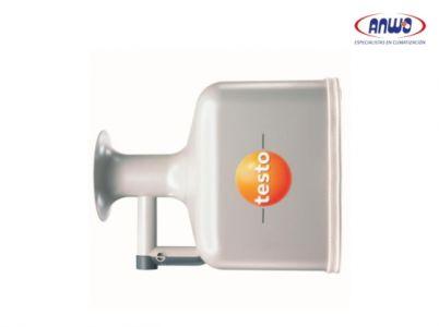 TESTOVENT 410 - 330 X 330 MM - Cono de flujo