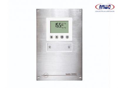 testo 6383 - Transmisor de presión diferencial para la salas blancas