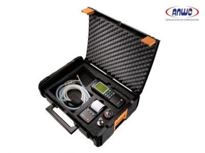 TESTO 312-4 – Set de alta presión ( 0 a 25 BAR)
