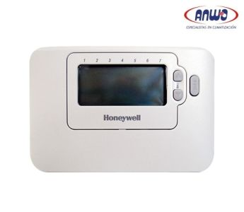 TERMOSTATO PROGRAMABLE CM 707 HONEYWELL