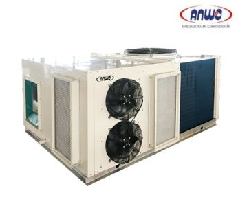 ROOF TOP FREE COOLING 15 TR. R410A. EXHAUST FAN
