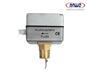 FLUJOSTATO FLU25 SWITCH 1 IP64