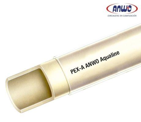 PEX-A AQUALINE 20 BARRA 5,8MT