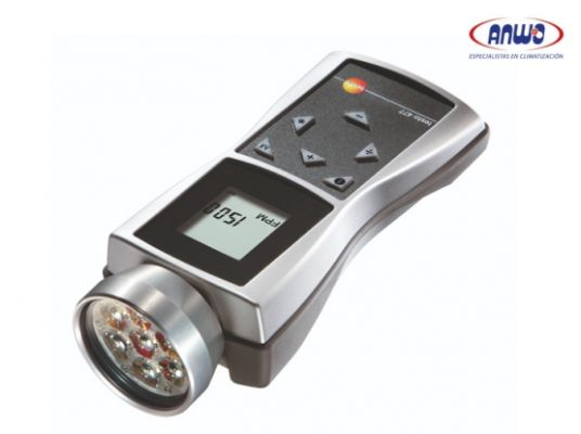 Testo 477 - ESTROBOSCOPIO LED