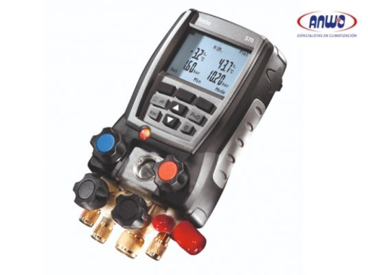 TESTO 570 -1  MANIFOLD DIGITAL