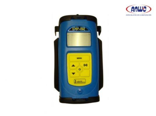 DP-IR - Detector IR de metano de alta sensibilidad