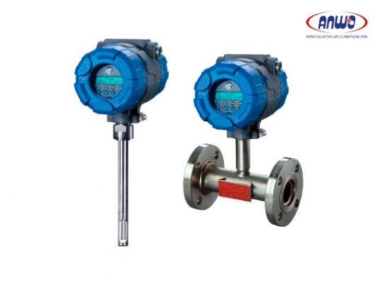 TRANSMITTER 300 - Transmisor de flujo másico de aire y gas