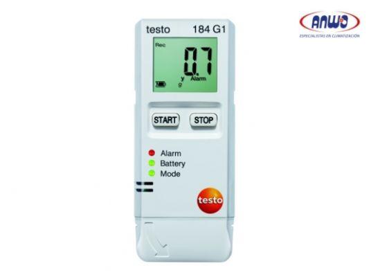 TESTO 184 G1 - Registrador de temperatura, humedad