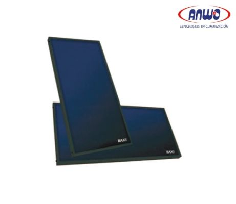 PANEL SOLAR BAXI HORIZONTAL SOL 200H (2m2)