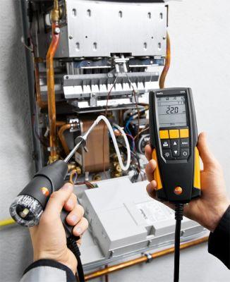 TESTO 310 - Simple y económico para instaladores de calefacción