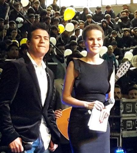 """Lanzamiento del himno <br>""""Mi Paz les Doy"""" es Trending Topic"""