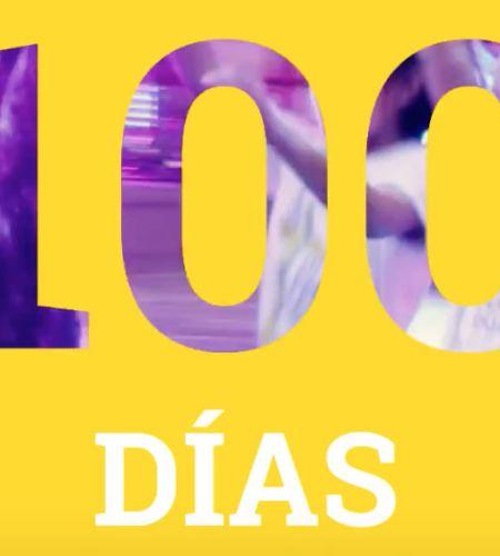 Cien días para Francisco Chile