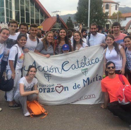 """Voluntario argentino: """"El Papa Francisco quiere una Iglesia misionera"""""""