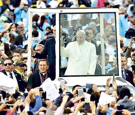 """""""Donde hay líos es donde quiere estar Francisco, no es un Papa facilista"""""""