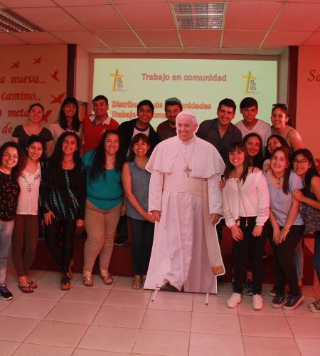 Voluntarios papales de Talca y Curicó recibieron su capacitación