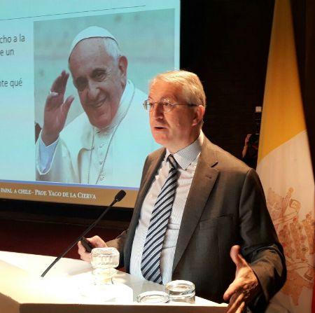 """""""El Papa comunica con mucha cercanía, lo más importante para él son las personas"""""""