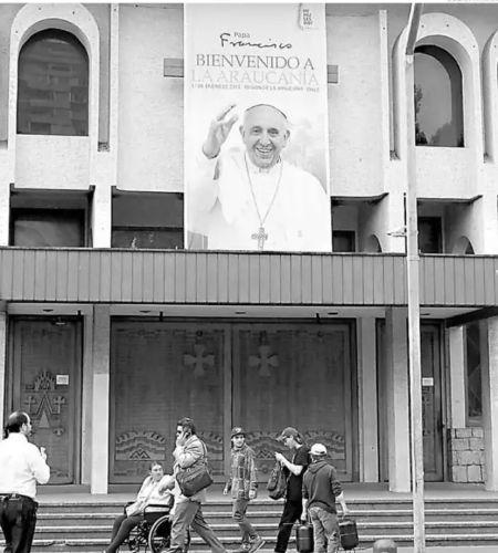 Encuentro de comunicadores: Deuda con pueblo mapuche es contexto de la visita papal a Temuco