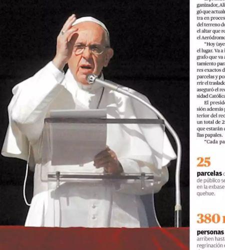 Carabineros sumará más de 4 mil efectivos en Temuco para la seguridad del Papa