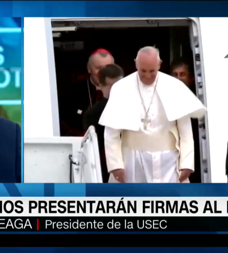 Empresarios se comprometerán con el Papa a promover y mejorar las condiciones laborales