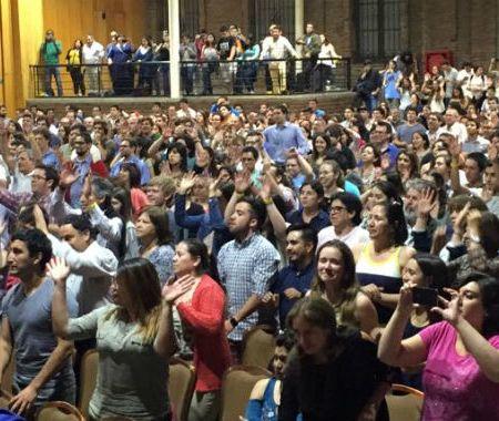 """Vibrante última capacitación de coordinadores papales al ritmo de """"Mi Paz les doy"""""""