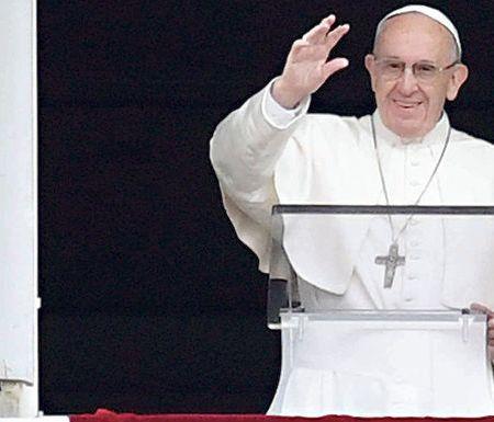 Así será el recorrido del Papa Francisco en Chile