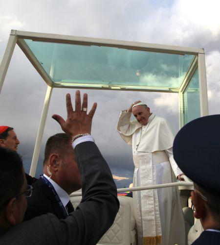 Los recorridos que hará el papamóvil de Francisco en Chile