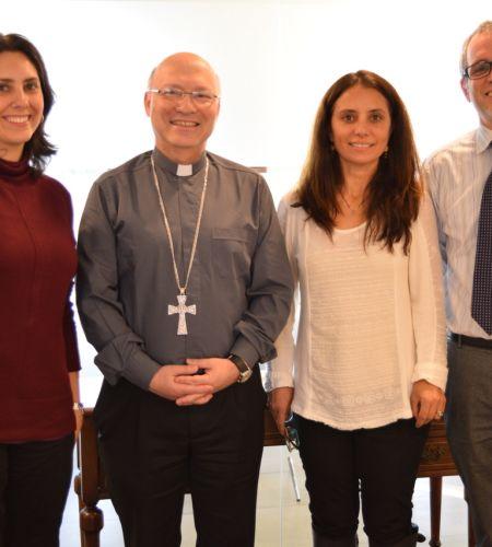 Comisión Nacional Visita Papa Francisco queda constituida por 11 personas