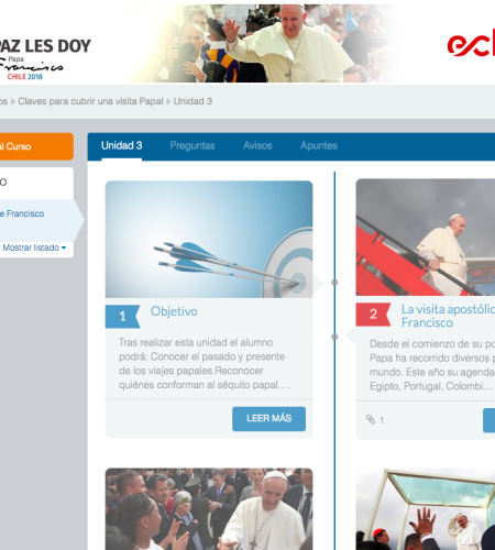 Comisión lanzó curso gratuito para periodistas y comunicadores que cubrirán la visita del Papa