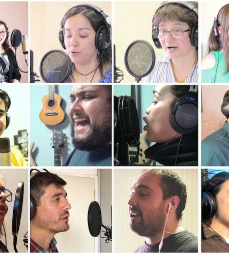 Dos nuevas canciones llegan de regalo de Navidad para acoger al Santo Padre