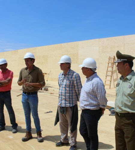 Se presentan los primeros avances y detalles en Playa Lobito