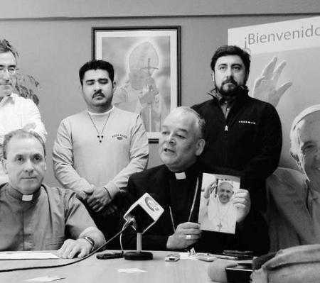 Diócesis de Chillán ha entregado tres mil tickets para ver al Papa