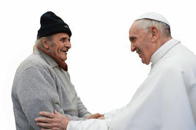 Los adultos mayores ante los ojos del Papa