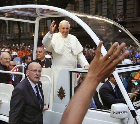 ¿Por dónde pasará el Papamóvil? Este será el recorrido del Papa Francisco por las calles de Chile