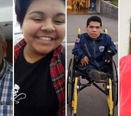 En silla de ruedas, extranjeros o con 80 años: Los excepcionales voluntarios que apoyarán la visita del Papa