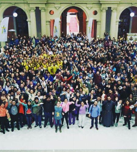 8 mil voluntarios papales vivirán su Misa de Envío en el Movistar Arena