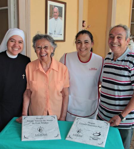"""Papa Francisco bendecirá """"primeras piedras"""" de nuevos hogares"""
