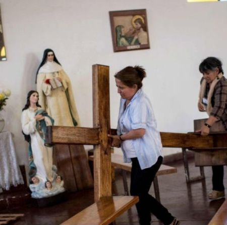 Pope to visit women's prison in Santiago, Chile