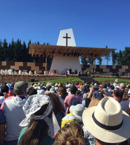 """El Papa en Temuco: """"La unidad no nace ni nacerá de neutralizar o silenciar las diferencias"""""""