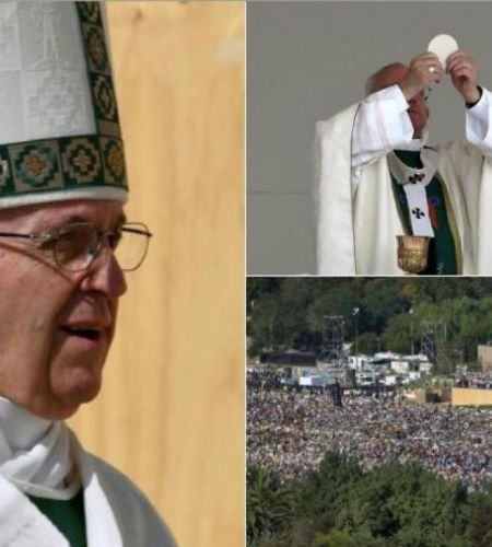 Papa Francisco en Chile: Así fue la multitudinaria misa