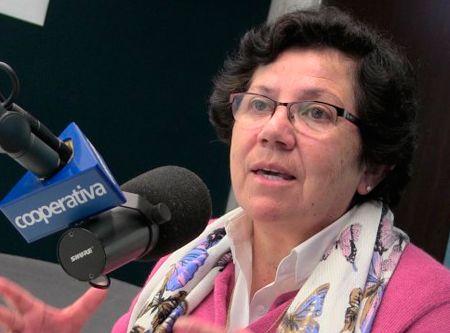 Hna. Nelly León y visita del Papa a Cárcel de Mujeres