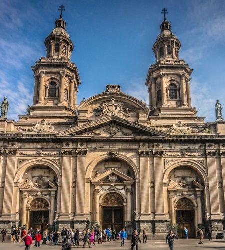 Encuentro en la Catedral de Santiago