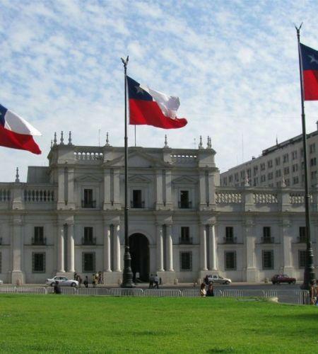 Encuentro en el Palacio de La Moneda